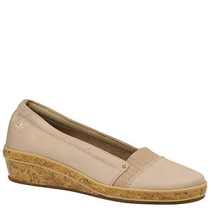 Grasshoppers Women's Milana Wedge Slip-On