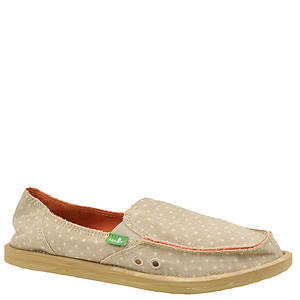 Sanuk Women's Dotty Slip-On
