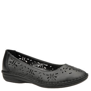White Mountain Women's Lipstick Slip On