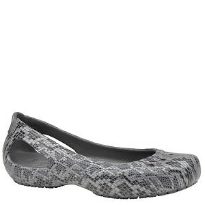 Crocs™ Women's Kadee Snake Flat