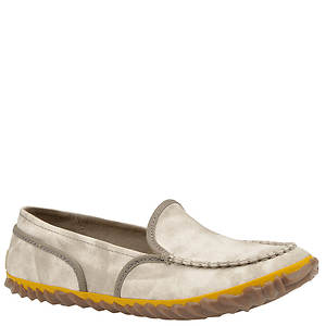 Sorel Women's Tremblant Canvas Moc Slip-On