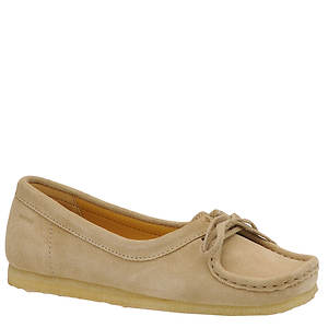 Clarks Women's Wallabee Chic Slip-On