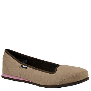 Teva Women's Mush Frio Ballerina Slip-On