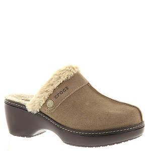 Crocs™ Cobbler Leather Clog (Women's)
