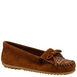 Minnetonka Women's Studded Moccasin
