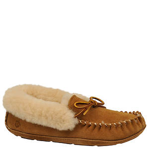 Acorn Women's Sheepskin Moxie Moc Slipper