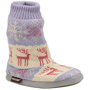 MUK LUKS® Girls' Deer Fairisle (Toddler-Youth)