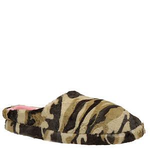 Happy Feet Women's Camo Slipper