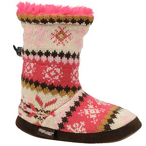 MUK LUKS® Girls' Snowflake Nordic (Toddler-Youth)