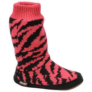 MUK LUKS® Girls' Zebra (Toddler-Youth)