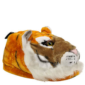 Happy Feet Animal Feet Orange Tiger Slipper