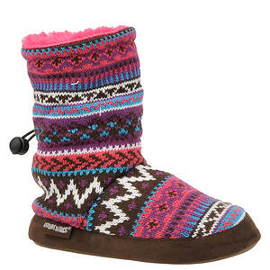 MUK LUKS® Girls' Southwest Fairisle (Toddler-Youth)