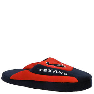 Happy Feet Texans NFL Scuff Slipper