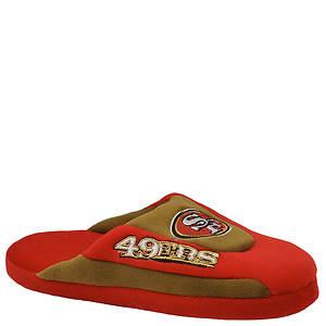 Happy Feet 49ers NFL Scuff Slipper