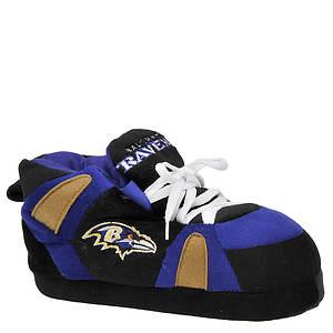 Happy Feet Ravens NFL Slipper