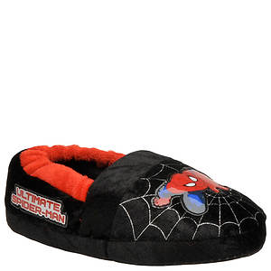 Marvel Boys' Spiderman Slipper (Toddler)