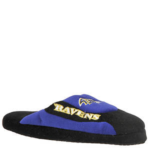 Happy Feet Ravens NFL Scuff Slipper