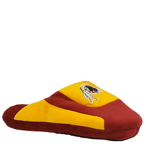 Happy Feet Washington Redskins NFL Scuff Slipper