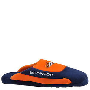 Happy Feet Denver Broncos NFL Scuff Slipper