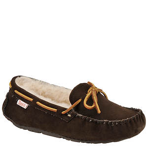 Slippers International Women's Yosemite Moccasin