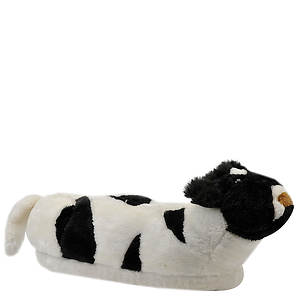 Happy Feet Women's Animal Feet Cow Slipper