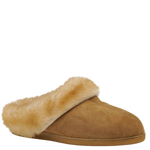 Minnetonka Women's Sheepskin Mule Slipper