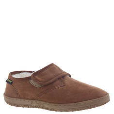 Old Friend Men's Leather Fleeced-Lined