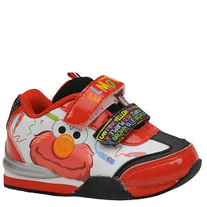 Sesame Street Boys' Elmo Double Velcro (Infant-Toddler)