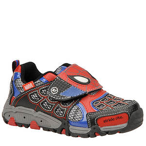 Stride Rite Boys' Spidey Lights (Toddler-Youth)