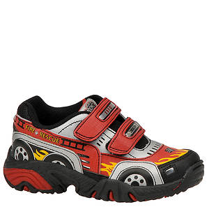 Stride Rite Boys' Vroomz Fire Truck 2.0 (Toddler)