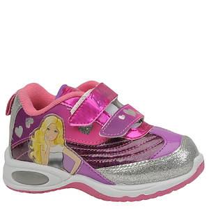 Mattel Girls' Barbie Light Up Sneaker(Toddler)