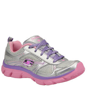 Skechers Girls' Light Dreamz Lace (Toddler-Youth)