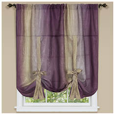 """Ombre Tie Up Shade 1-50"""" X 63"""""""