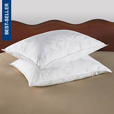 Dream Supreme Plus Gel-Filled Pillow Twin-Pack
