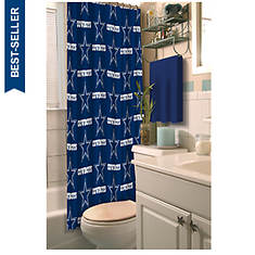 NFL Shower Curtain by The Northwest Company