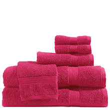 6-Piece Solid Towel Set