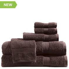 6-Piece Solid Towel Set