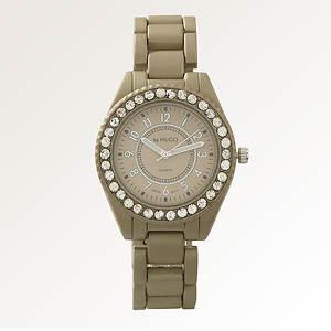 Matte Rubberized Glam Watch