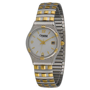 Caravelle By Bulova Women's Expansion Dress Watch