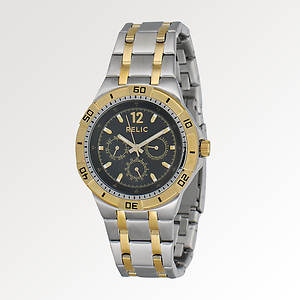 Relic Men's ZR15687 Garrett Watch