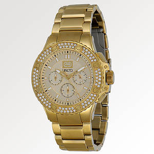 Marc Ecko Men's The Gold Derringer Watch