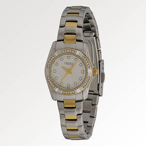 Caravelle By Bulova Women's Two-Tone Bracelet Watch