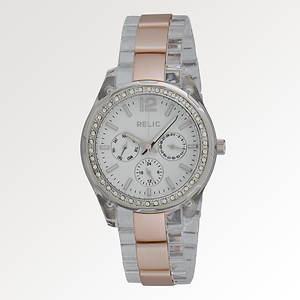 Relic Women's Pink Starla Watch