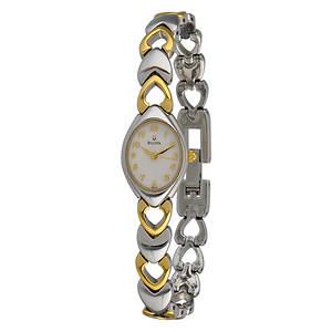 Bulova Women's 2-Tone Bracelet Dress Watch