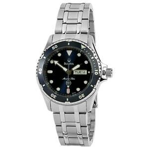 Bulova Men's Marine Star Bracelet Watch
