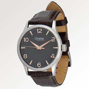Caravelle By Bulova Men's 43A105 Watch