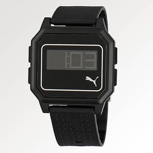 Puma Flat Screen Black Watch