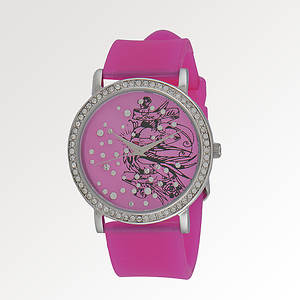 Ed Hardy Women's Lovebird Watch