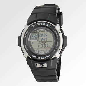 Casio Men's G Shock Dual Time Watch