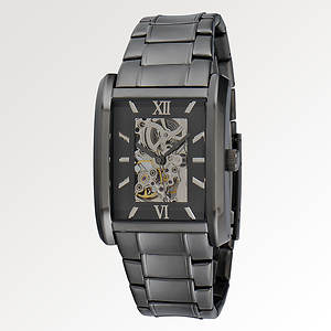 Relic Men's Allen Gunmetal Automatic Watch